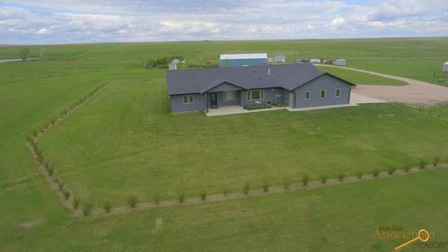 23032 Radar Hill Rd, Rapid City, SD 57703 (MLS #151522) :: Black Hills SD Realty