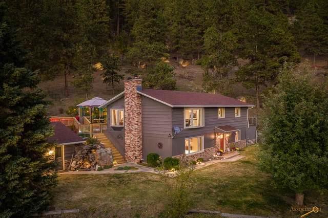 13108 N Creek View Rd, Rapid City, SD 57702 (MLS #151528) :: Heidrich Real Estate Team