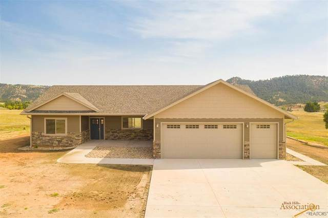 209 Meadowlark Dr, Hot Springs, SD 57747 (MLS #151529) :: Heidrich Real Estate Team