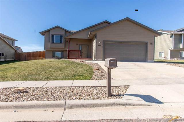 917 Missoula St, Rapid City, SD 57703 (MLS #151532) :: Heidrich Real Estate Team