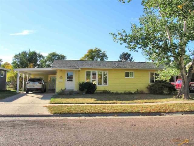 701 San Marco Blvd, Rapid City, SD 57702 (MLS #151534) :: Black Hills SD Realty