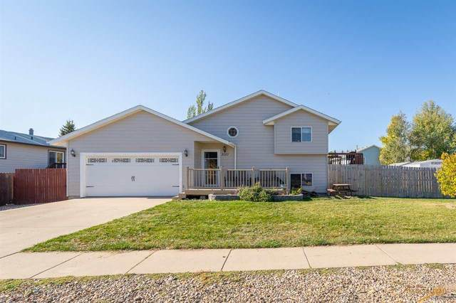 3027 Gypsey Rd, Rapid City, SD 57703 (MLS #151537) :: Heidrich Real Estate Team