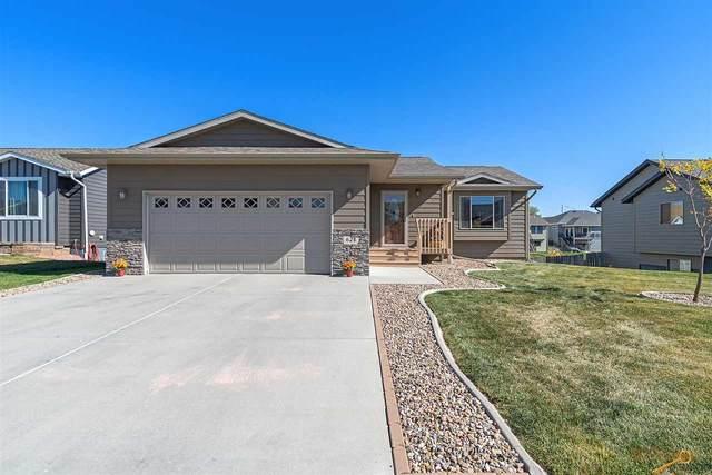 628 Ziebach, Rapid City, SD 57703 (MLS #151538) :: Black Hills SD Realty