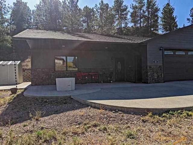 2124 Bison Pass, Hot Springs, SD 57747 (MLS #151540) :: Heidrich Real Estate Team