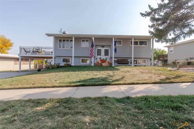 4101 Brookside Dr, Rapid City, SD 57702 (MLS #151545) :: VIP Properties