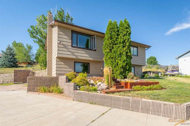 1519 Plateau Ln, Rapid City, SD 57703 (MLS #151549) :: Heidrich Real Estate Team