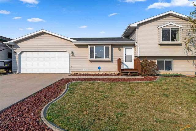 3923 Kyle, Rapid City, SD 57701 (MLS #151553) :: Black Hills SD Realty
