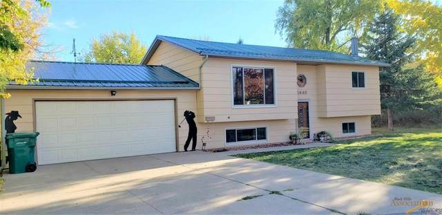1446 Farley St, Sturgis, SD 57785 (MLS #151562) :: Dupont Real Estate Inc.