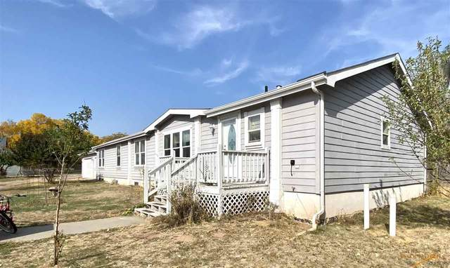 110 S 22ND ST, Hot Springs, SD 57747 (MLS #151572) :: Heidrich Real Estate Team