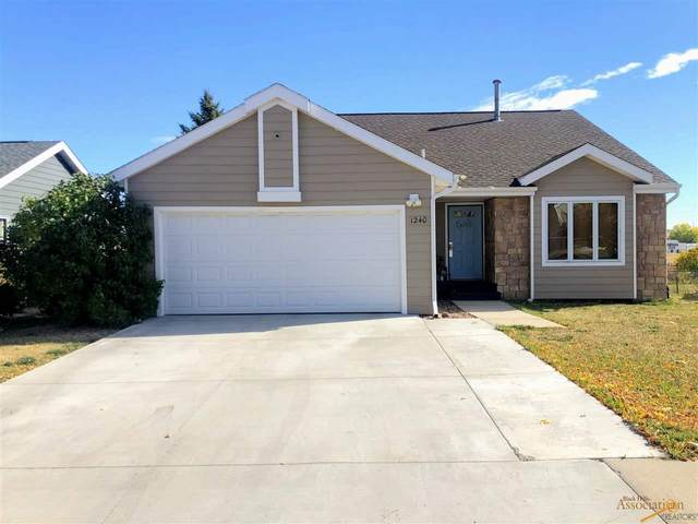 1240 Range View Cir, Rapid City, SD 57701 (MLS #151599) :: Black Hills SD Realty