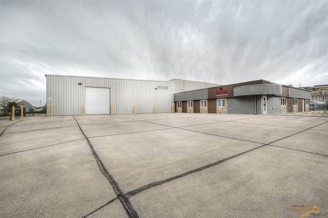 231 E North Main St, Rapid City, SD 57701 (MLS #151601) :: Black Hills SD Realty