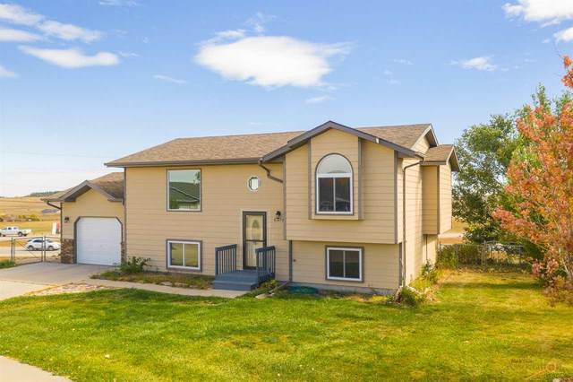 6416 Northdale Dr, Black Hawk, SD 57718 (MLS #151607) :: Christians Team Real Estate, Inc.