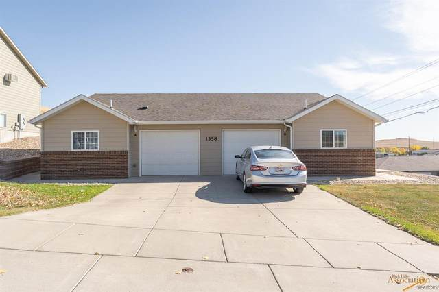 1358 E Oakland, Rapid City, SD 57701 (MLS #151613) :: Heidrich Real Estate Team