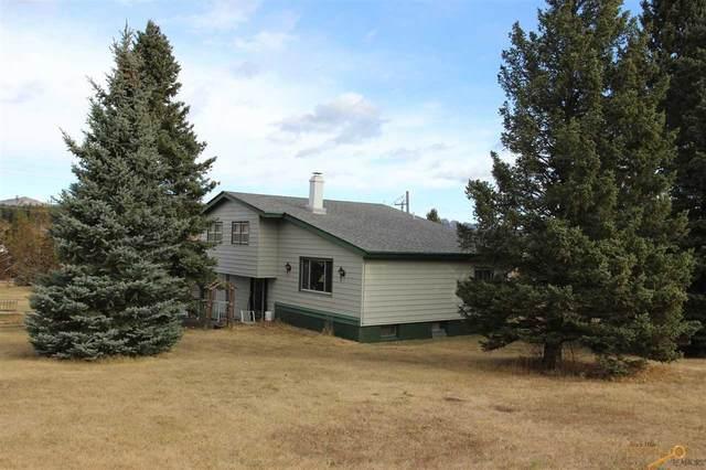 1145 Sherman St, Custer, SD 57730 (MLS #151616) :: Heidrich Real Estate Team