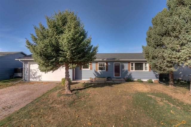 6005 Elmwood Dr, Black Hawk, SD 57718 (MLS #151627) :: Heidrich Real Estate Team