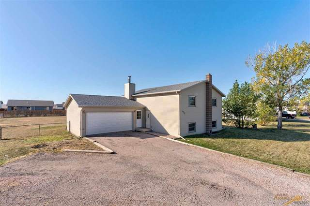 515 Falcon Dr, Rapid City, SD 57719 (MLS #151629) :: Black Hills SD Realty