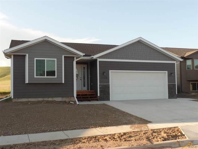 5530 Coal Bank Dr, Rapid City, SD 57701 (MLS #151632) :: Heidrich Real Estate Team