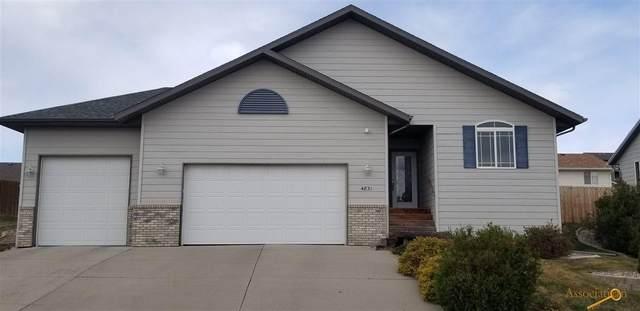 4831 Chalkstone Dr, Rapid City, SD 57701 (MLS #151640) :: Heidrich Real Estate Team
