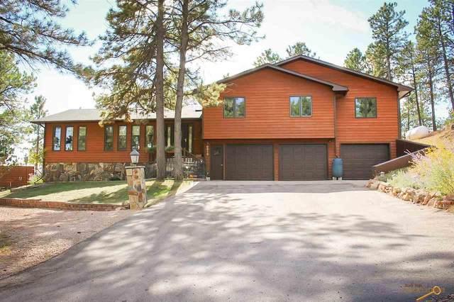 6515 Sun Ridge Rd, Rapid City, SD 57702 (MLS #151642) :: Heidrich Real Estate Team