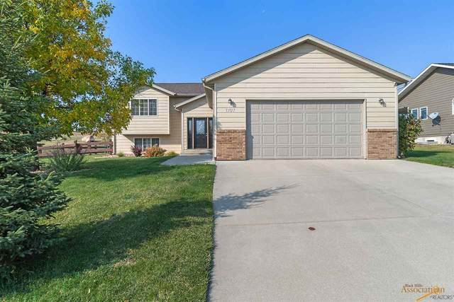 1707 Iron Horse Loop, Spearfish, SD 57783 (MLS #151651) :: Black Hills SD Realty