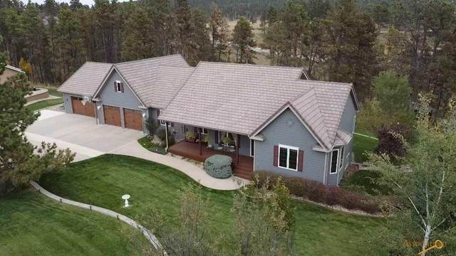 8320 Heather Dr, Rapid City, SD 57702 (MLS #151657) :: Black Hills SD Realty