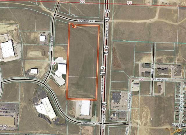 Lot 16a E Anamosa, Rapid City, SD 57703 (MLS #151664) :: Heidrich Real Estate Team