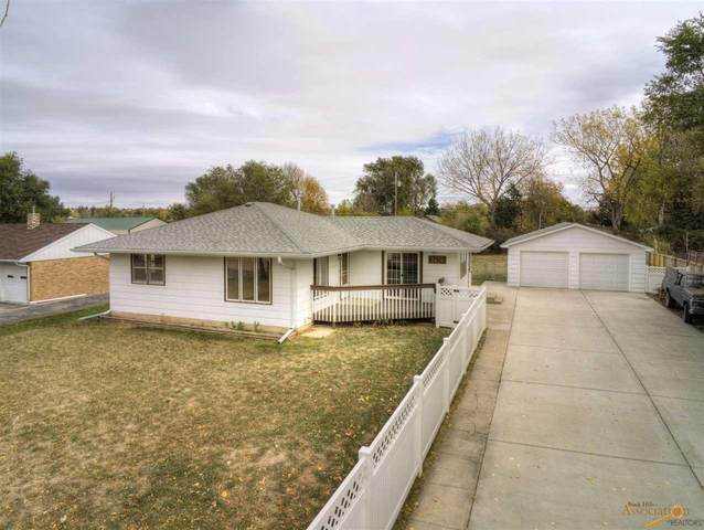 2434 S Neel, Rapid City, SD 57703 (MLS #151667) :: Heidrich Real Estate Team