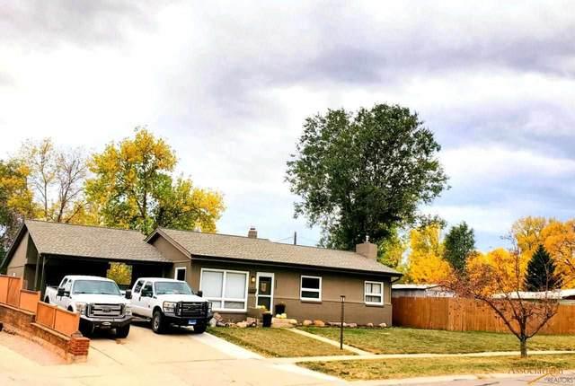 4655 Capital, Rapid City, SD 57702 (MLS #151671) :: Heidrich Real Estate Team