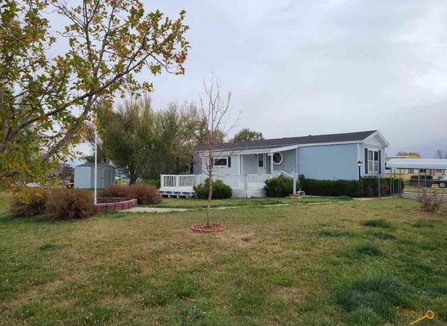 1980 Country Rd, Rapid City, SD 57701 (MLS #151677) :: Heidrich Real Estate Team