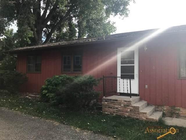 3550 Sierra Pl, Rapid City, SD 57702 (MLS #151683) :: Heidrich Real Estate Team