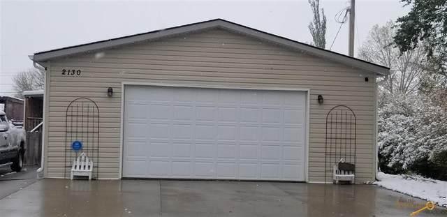 2130 Covington, Rapid City, SD 57703 (MLS #151685) :: Black Hills SD Realty