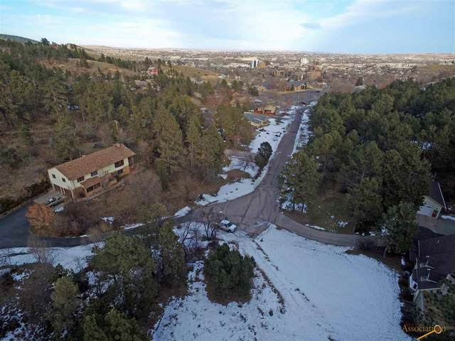 1539 Forest Hills Dr, Rapid City, SD 57701 (MLS #151689) :: Dupont Real Estate Inc.