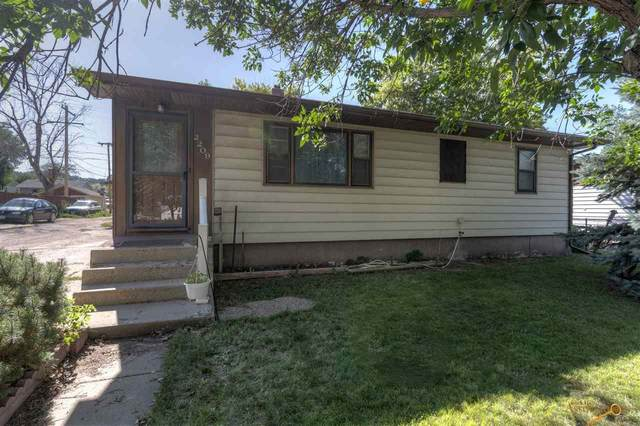 2209 5TH ST, Rapid City, SD 57701 (MLS #151691) :: Daneen Jacquot Kulmala & Steve Kulmala