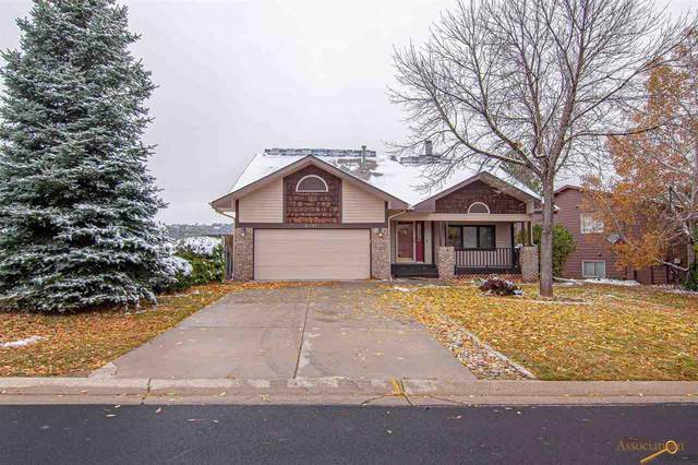 4791 Summerset Dr, Rapid City, SD 57702 (MLS #151693) :: Black Hills SD Realty