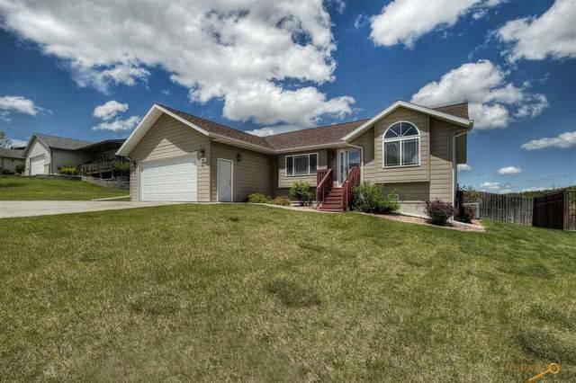 910 Cobalt Dr, Rapid City, SD 57701 (MLS #151699) :: Heidrich Real Estate Team