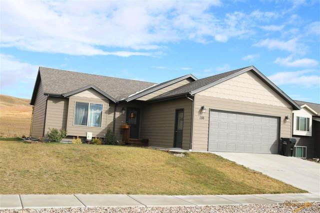 136 Melano St, Rapid City, SD 57701 (MLS #151701) :: Dupont Real Estate Inc.