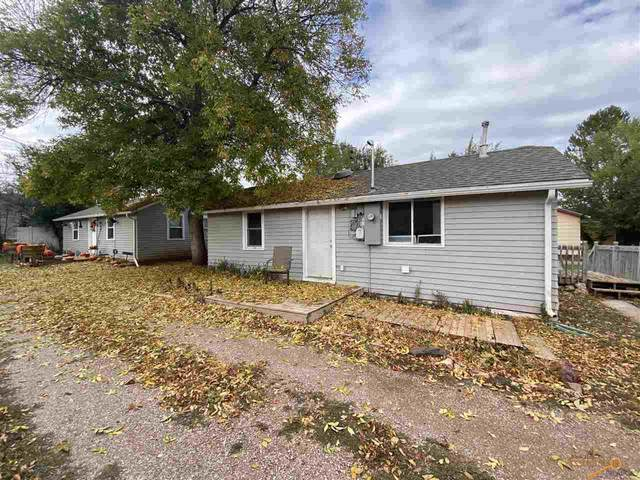 2017 Monte Vista Dr, Rapid City, SD 57702 (MLS #151704) :: Black Hills SD Realty