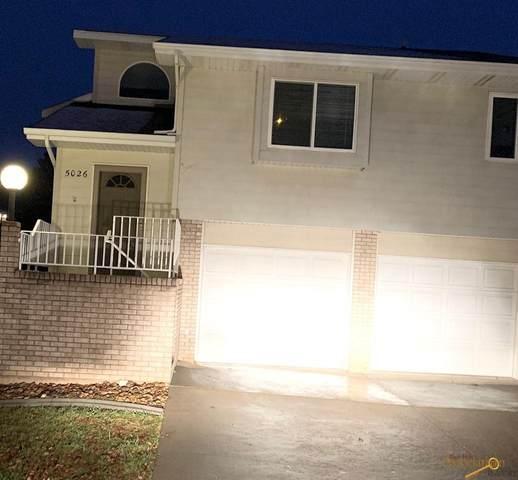 5026 Autumn Pl, Rapid City, SD 57702 (MLS #151705) :: Heidrich Real Estate Team