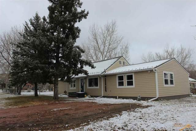 136 N 9TH ST, Custer, SD 57730 (MLS #151712) :: Heidrich Real Estate Team