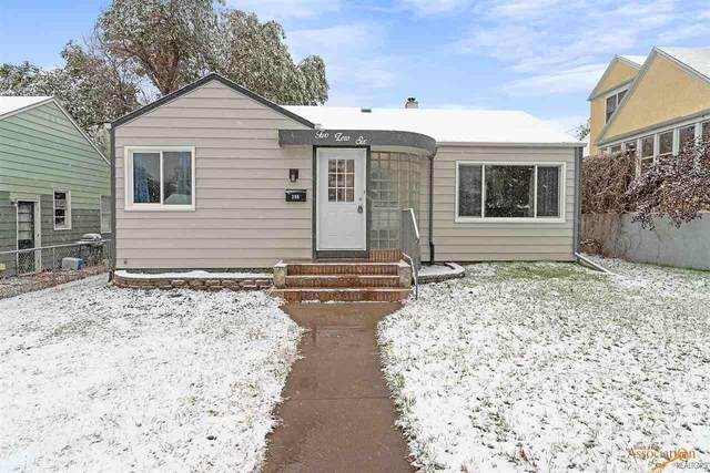 206 Franklin, Rapid, SD 57701 (MLS #151716) :: Heidrich Real Estate Team