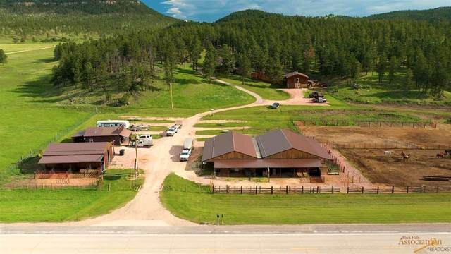 11596 & 11612 W Hwy 16, Custer, SD 57730 (MLS #151717) :: VIP Properties