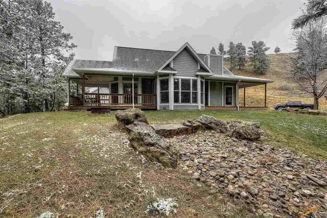 4175 Lofty Pines Rd, Rapid City, SD 57769 (MLS #151718) :: Heidrich Real Estate Team