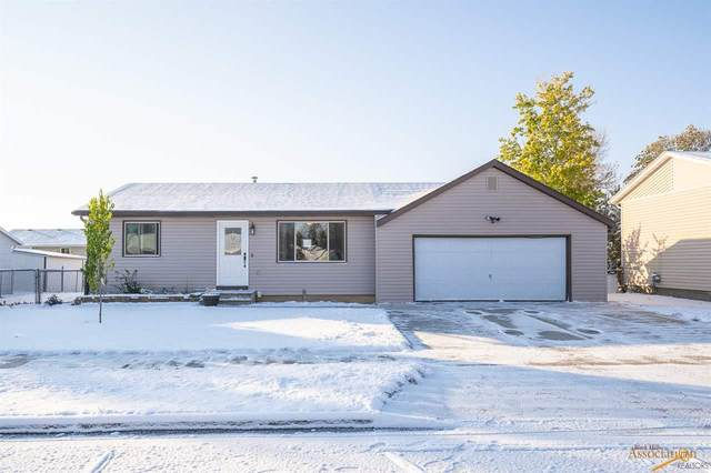 5241 Saturn Dr, Rapid City, SD 57703 (MLS #151734) :: Black Hills SD Realty