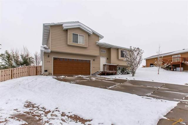 112 Candle Stick Ct, Rapid City, SD 57701 (MLS #151735) :: Black Hills SD Realty