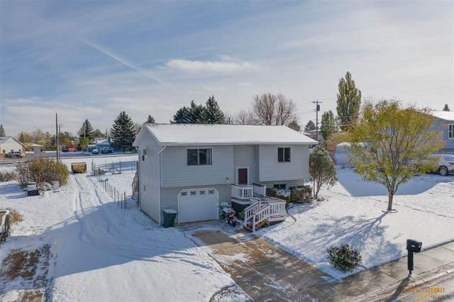 1813 10TH AVE, Belle Fourche, SD 57717 (MLS #151737) :: Heidrich Real Estate Team