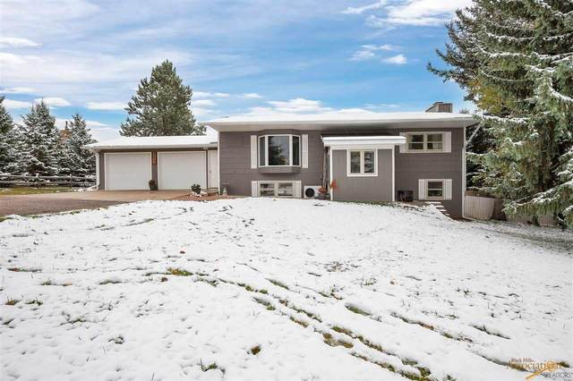 2611 Mountain Meadow Rd, Rapid City, SD 57702 (MLS #151746) :: Black Hills SD Realty
