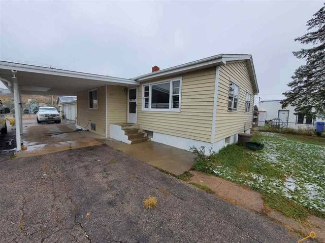 1215 E St Francis, Rapid City, SD 57701 (MLS #151747) :: VIP Properties