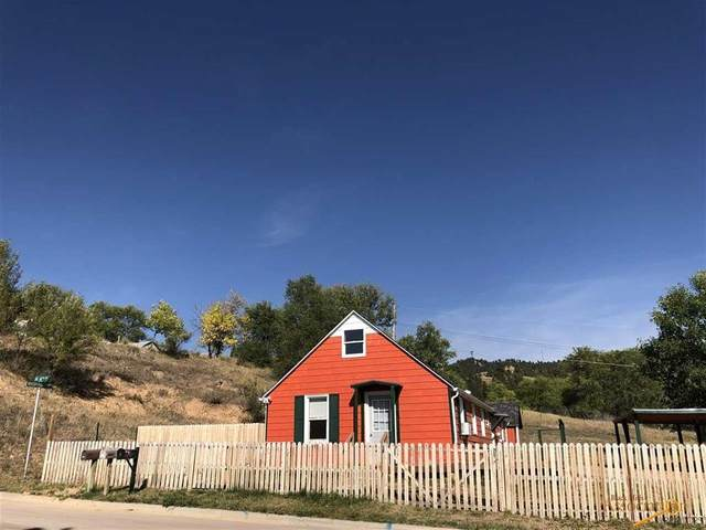 345 N 4TH, Hot Springs, SD 57747 (MLS #151760) :: Heidrich Real Estate Team