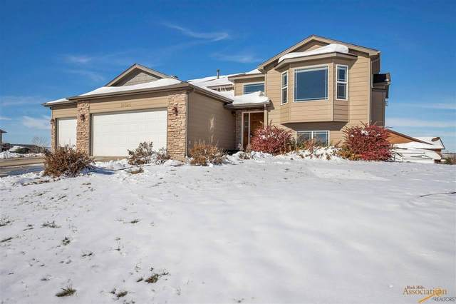 14824 Fox Trail, Box Elder, SD 57719 (MLS #151763) :: VIP Properties