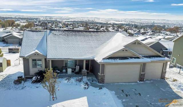 3215 Eunice Dr, Rapid City, SD 57703 (MLS #151772) :: Black Hills SD Realty